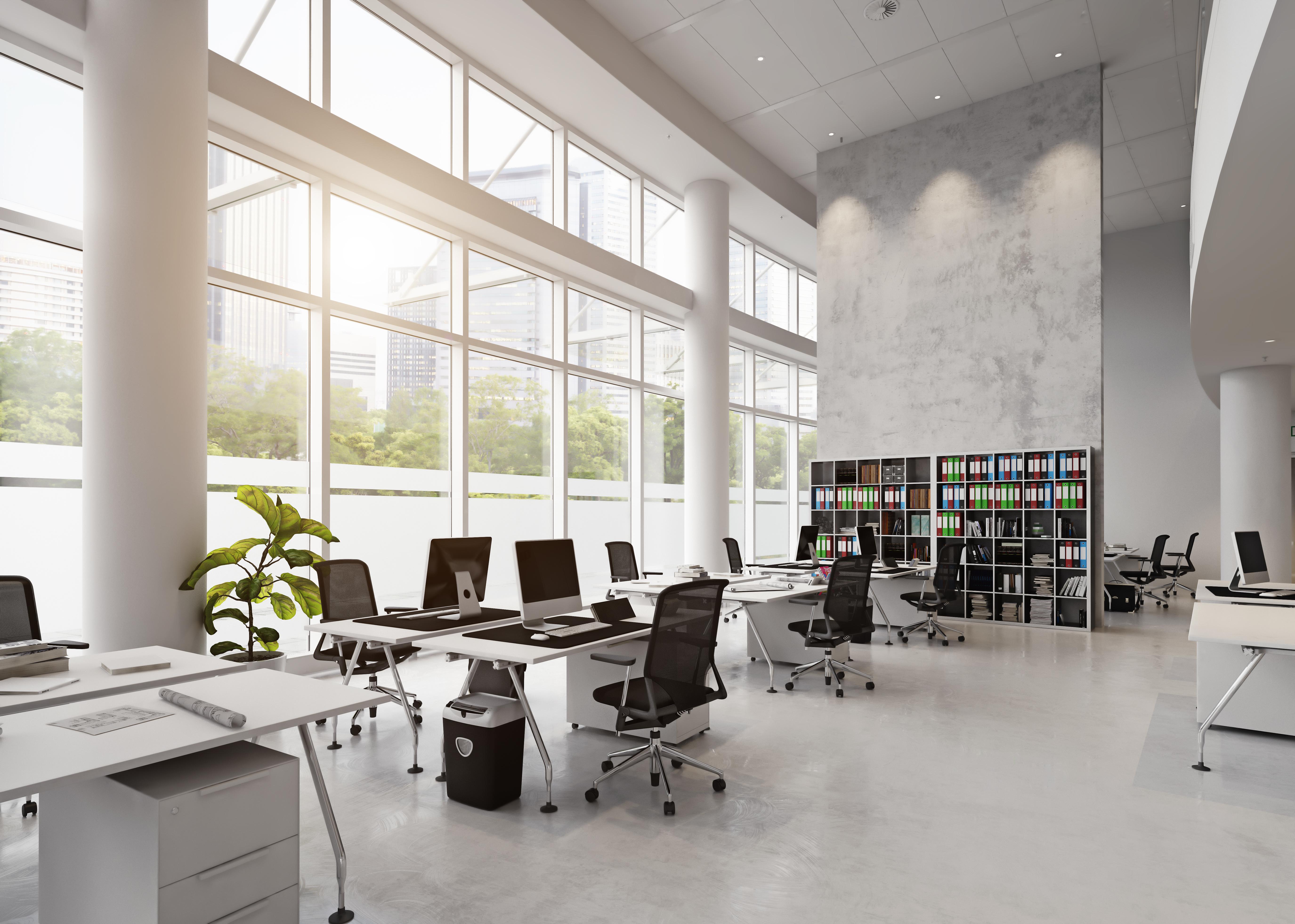 シェアオフィス・コワーキングスペース